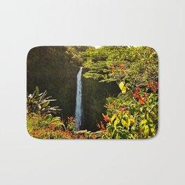 Akaka Falls - Big Island Hawaii Bath Mat