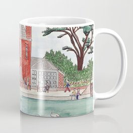 Double Locks, Exeter Coffee Mug