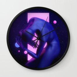 Neophobia Wall Clock