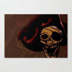 One eyed Willy Canvas Print
