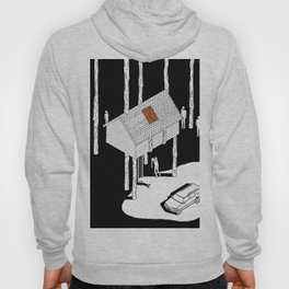 Hereditary by Ari Aster and A24 Studios Hoody