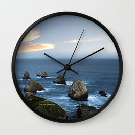Nugget Point Wall Clock