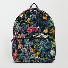 Exotic Garden Backpack