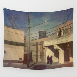 The Perfect Moment Large Wall Tapestry