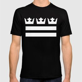 Swedish Columbia Logo (Classic) T-shirt
