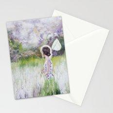 Summer walk Stationery Cards
