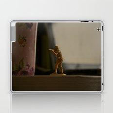 Alone Stand  Laptop & iPad Skin