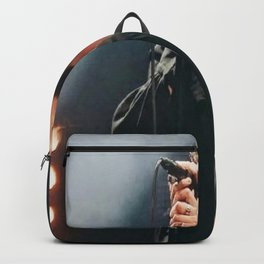 HarryStylesPoster Music Star Hip hop Music  Backpack