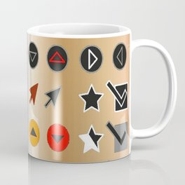 Symbology 4 Coffee Mug