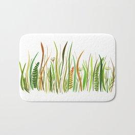 Prairie Watercolor by Robayre Bath Mat