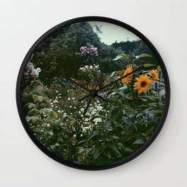 Giverny, France Wall Clock