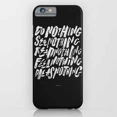 AS NOTHING iPhone 6s Slim Case