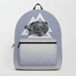 Bears in Norse Mythology Backpack