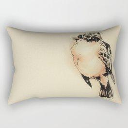Passerine B Rectangular Pillow