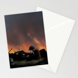Desolation Stationery Cards