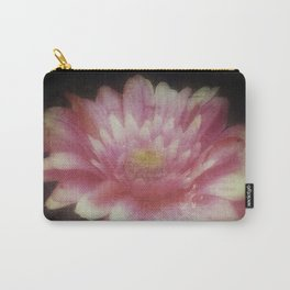 Vintage Dreamy Flower Carry-All Pouch