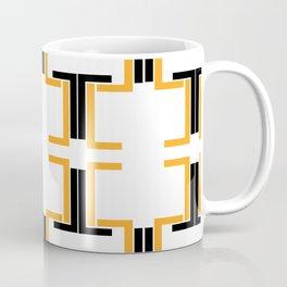 Line Blocks Coffee Mug