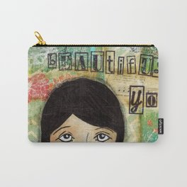 Beautiful You Carry-All Pouch