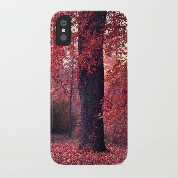 arbre iPhone Case