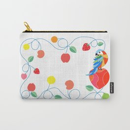 Kitchen hybrid macaw Carry-All Pouch