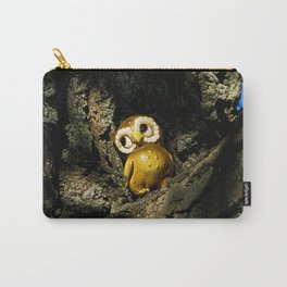 Harvey the Owl I Carry-All Pouch