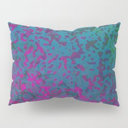 Colorful Corroded Background G296 Pillow Sham