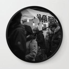 Daily life of Berlin. Wall Clock