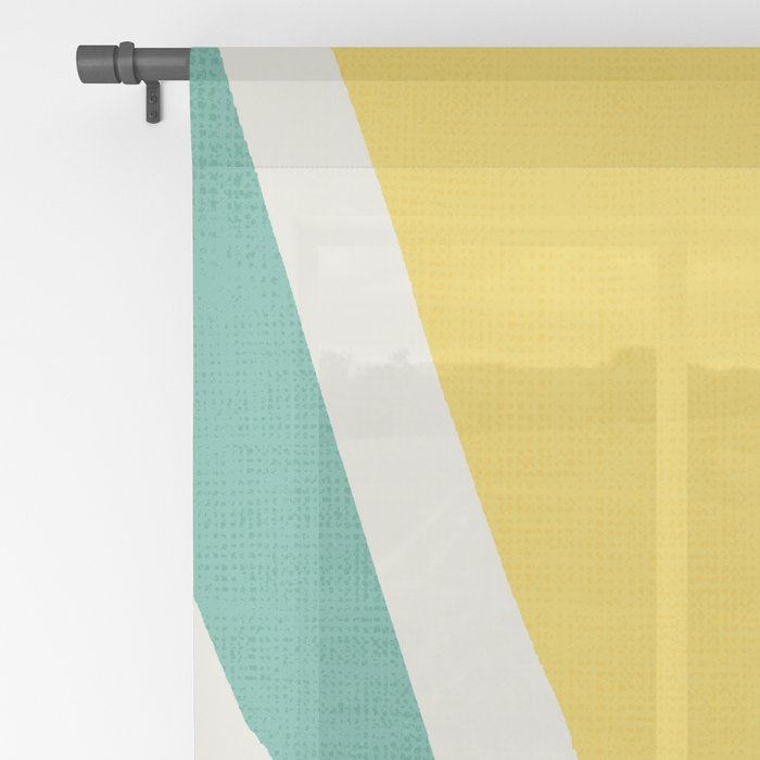 Rainbow ray Sheer Curtain