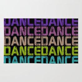 Dance Dance Dance (Galaxy)  Rug