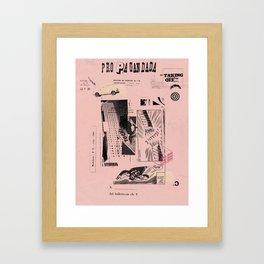 ch. 9 Framed Art Print