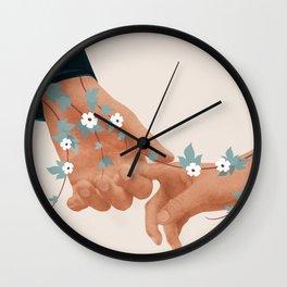 In Love II Wall Clock