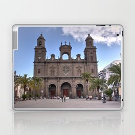 Las Palmas Cathedral Laptop & iPad Skin