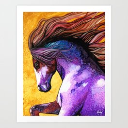 Puuku Art Print