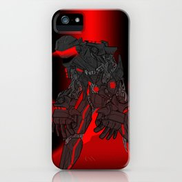 ULTRACRASH 4 iPhone Case