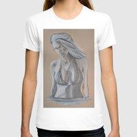 brooklyn T-shirts featuring Brooklyn by Swan_Art88