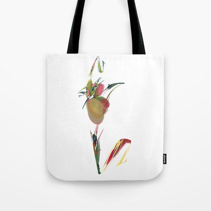 V is Vegan Tote Bag