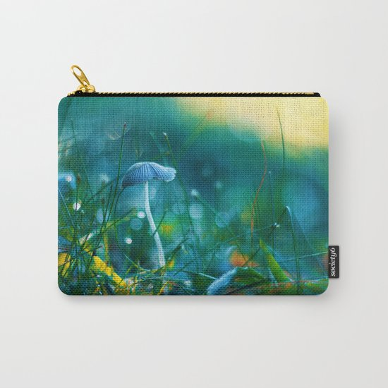 Emerging to Ocean Carry-All Pouch