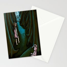 Childhoods End Stationery Cards