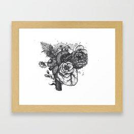 My Heart is Full Framed Art Print