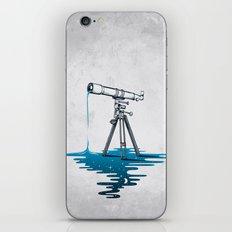 Liquid Universe iPhone Skin