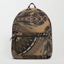 Coyote Spirit (Skull) Backpack