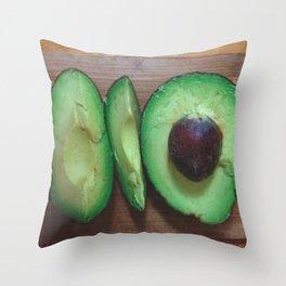Avocado Love (2) Throw Pillow