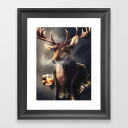 Country Club Collection #2 -  On the Rocks Framed Art Print