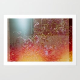 Dusty Springtime Art Print