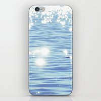 sparkles iPhone & iPod Skins featuring Sparkles by Shy Photog