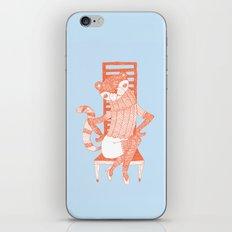 BEAR-CAT iPhone & iPod Skin