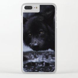 River Guardian Clear iPhone Case