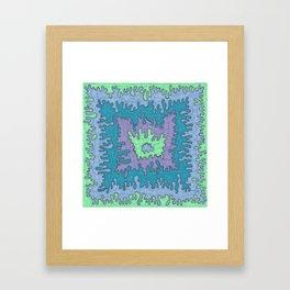 Instillation 2 Framed Art Print