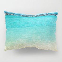 Blue Curacao Pillow Sham