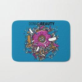 Donut Beauty Bath Mat